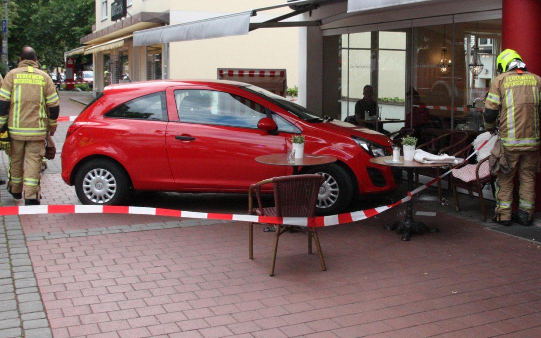Dramatische Einsatzmeldung entpuppt sich als glimpflicher Unfall – zum Glück!