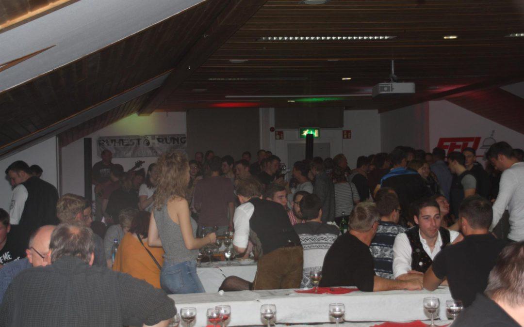 Gelungenes Weinfest 2018