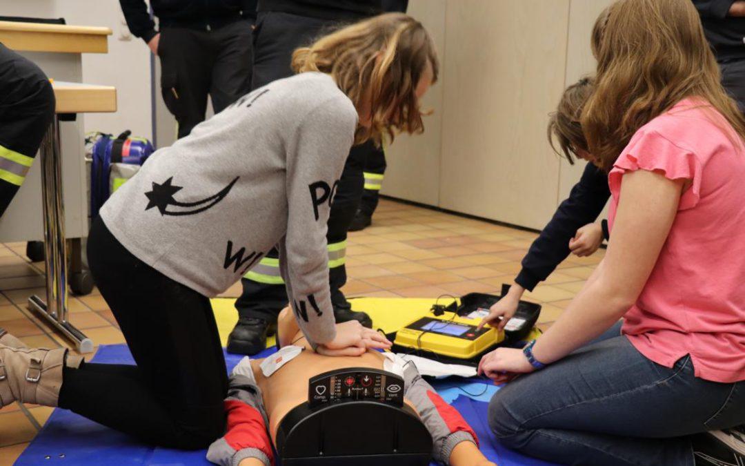 Jugendübung: Erste Hilfe