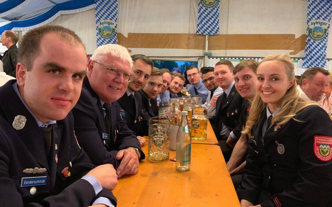 FFU zu Gast auf 140-Jahrfeier in Neuried