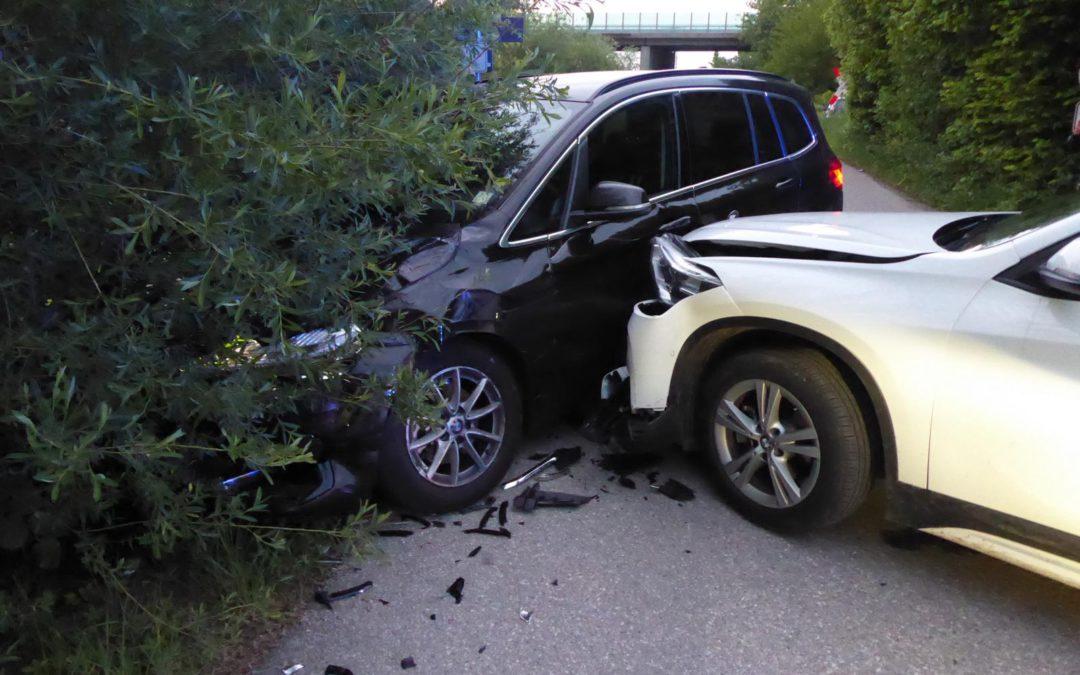 Unfallserie reißt nicht ab