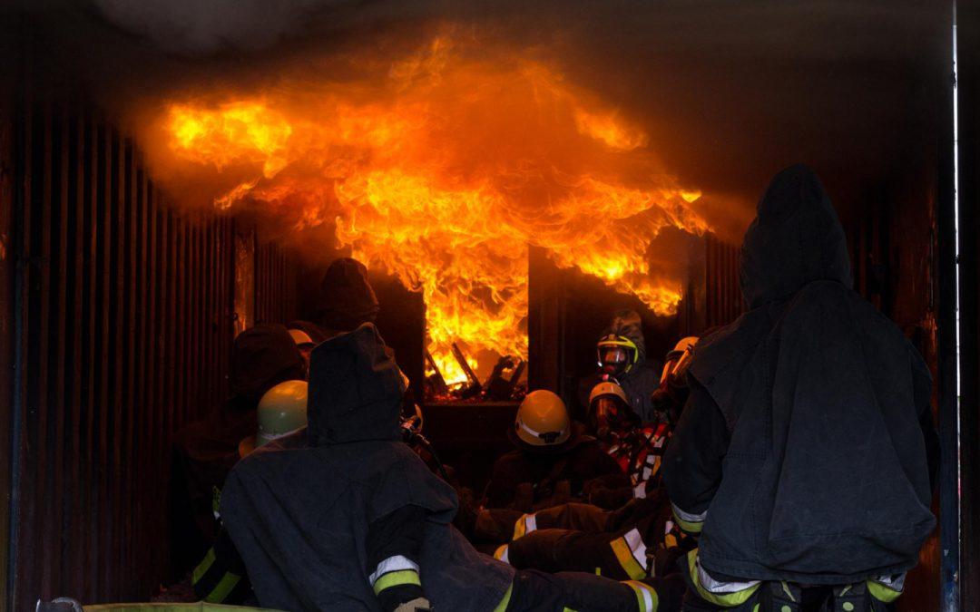 BF Ingolstadt zu Besuch bei der Feuerwehr Unterschleißheim