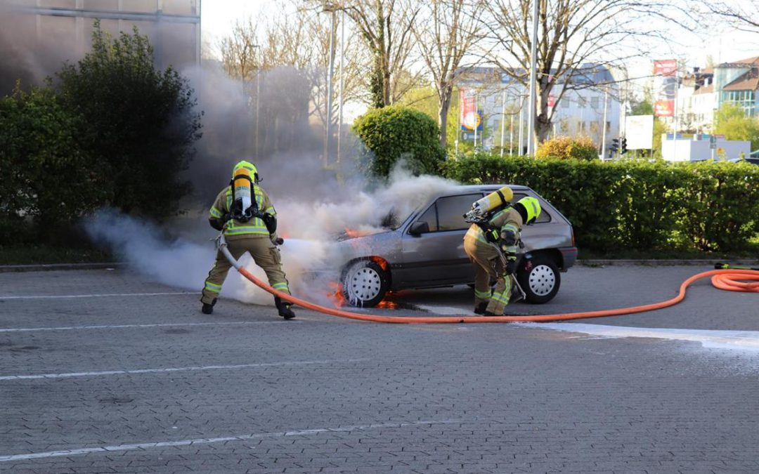 Der FEUERMELDER April