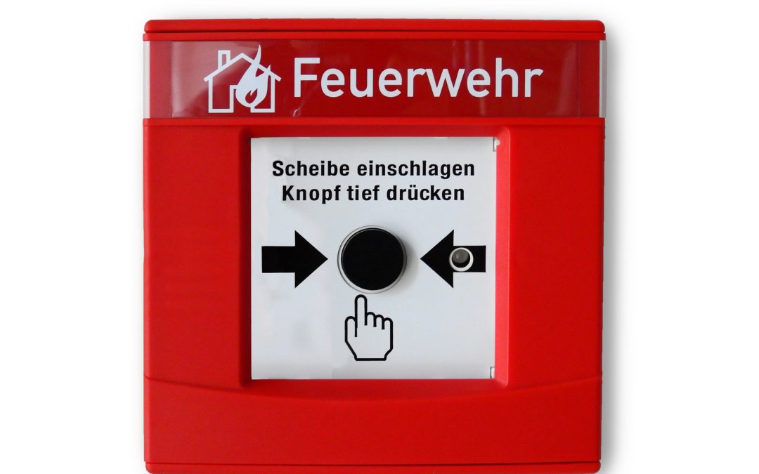 Der FEUERMELDER September