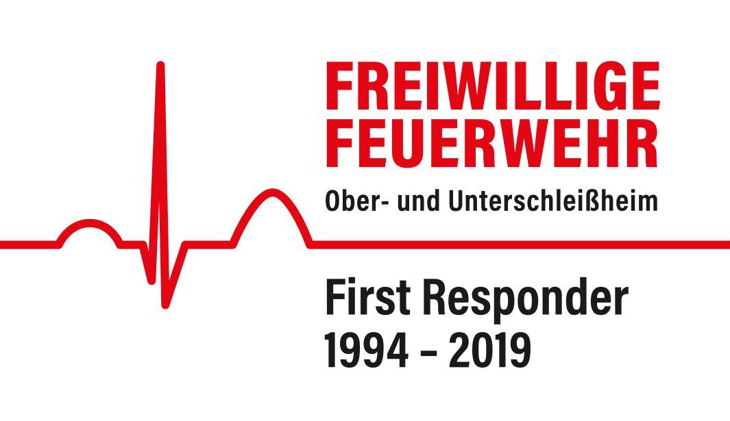 Festakt 25 Jahre First Responder