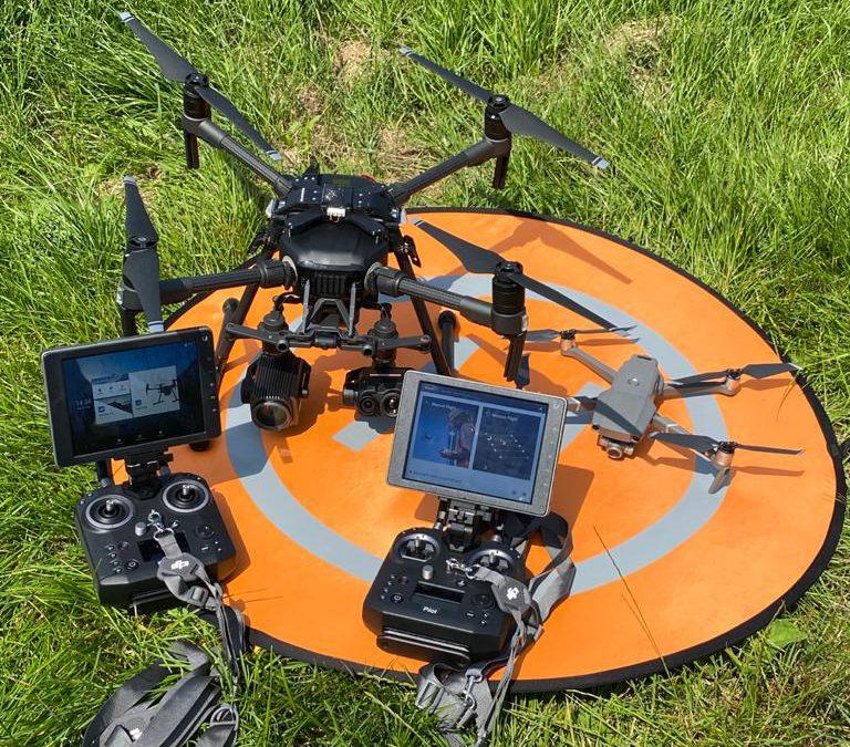 Neubeschaffung zweier Drohnen