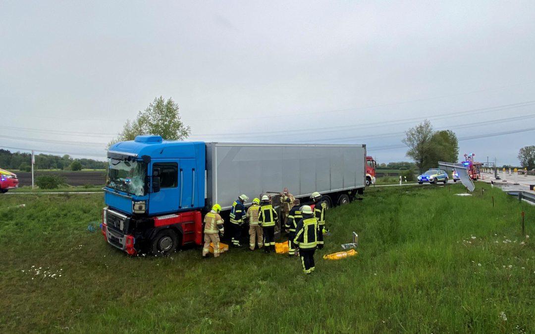 Kraftstoffverlust nach Unfall